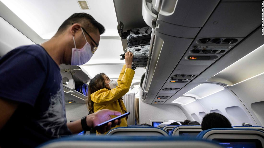 If you must fly, here are some tips to do it safely