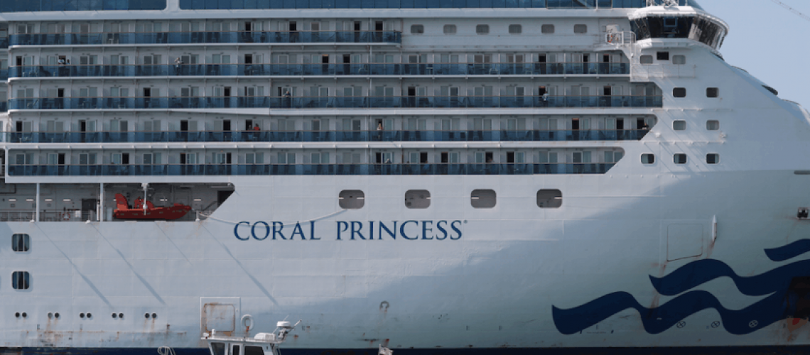 Canadians say they're leaving Coral Princess cruise ship docked in Florida