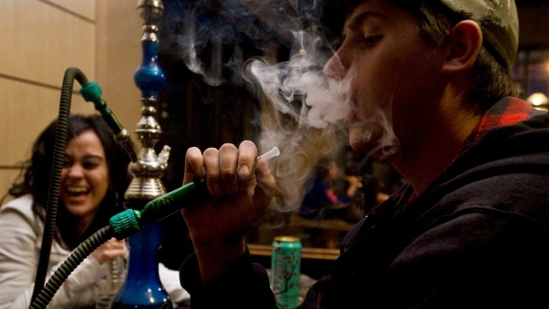 Toronto proposes harsher hookah rules banning use at all enclosed public spaces, patios