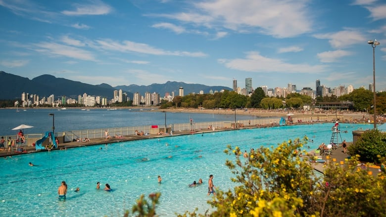 Demand for Vancouver outdoor pools crashes online booking system