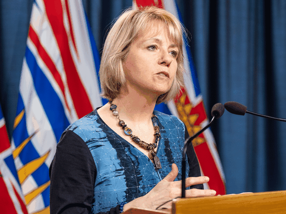 COVID-19: 91 new cases reported in B.C. with no deaths