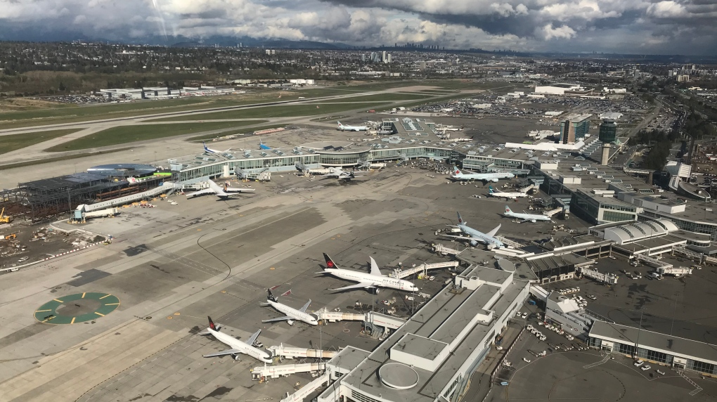 9 flights involving Vancouver airport added to BCCDC list of COVID-19 exposures