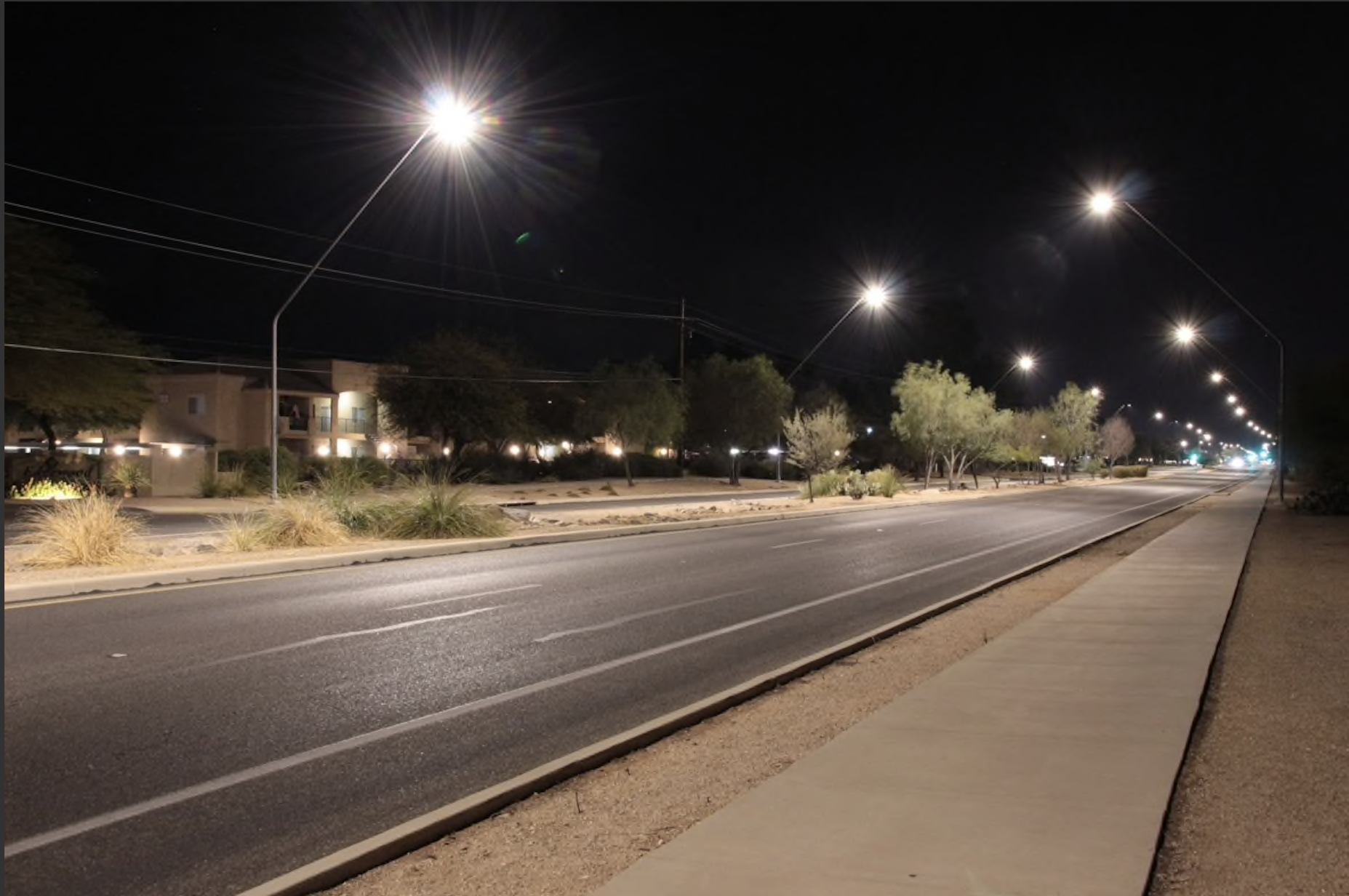 Reducing light pollution has numerous benefits for the environment
