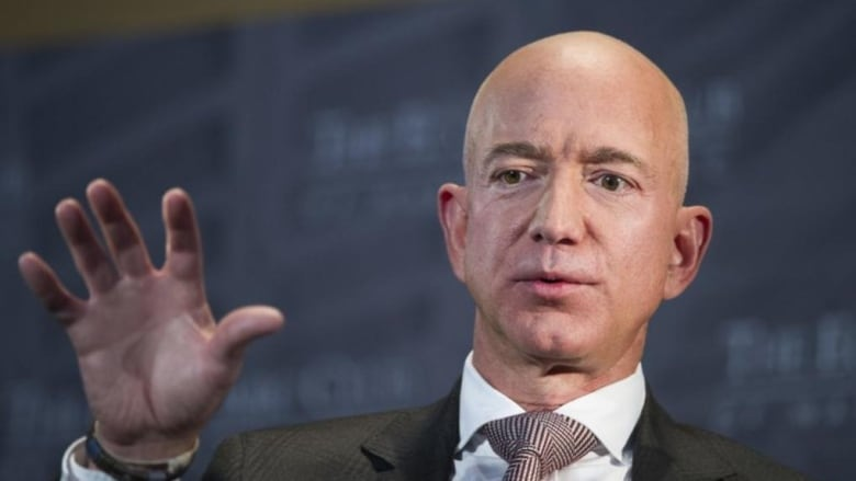 Amazon's Jeff Bezos stepping down nearly 30 years after founding company