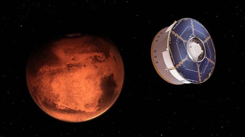 Getting to Mars is a shooting gallery where all targets are moving