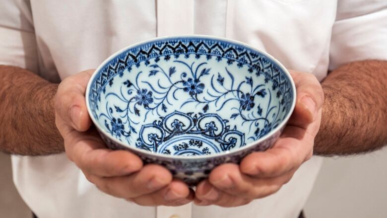 Chinese bowl sold at yard sale for $35 is actually worth up to half a million
