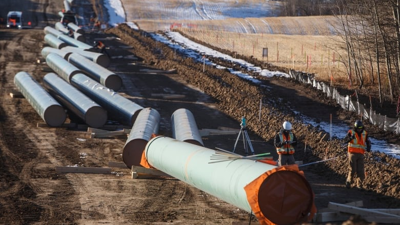 Canada's pipeline regulator says it's taking a stand against systemic racism