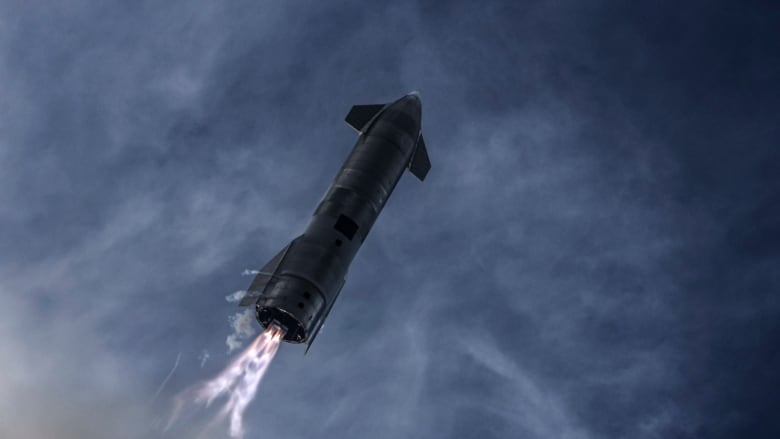 SpaceX sees another failed test of rocket that will take people to the moon