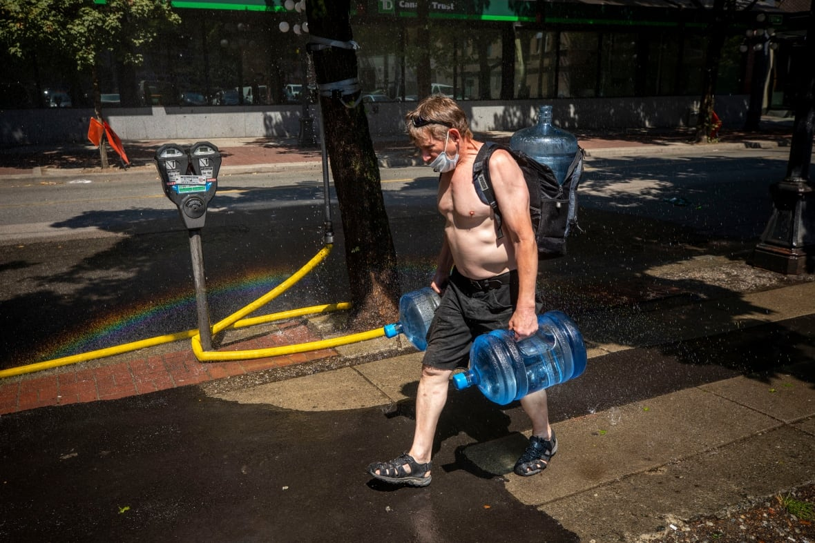 For 3rd straight day, B.C. village smashes record for highest Canadian temperature at 49.6 C