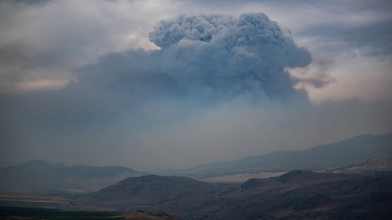 Wildfires in Canada are creating their own weather systems, experts say