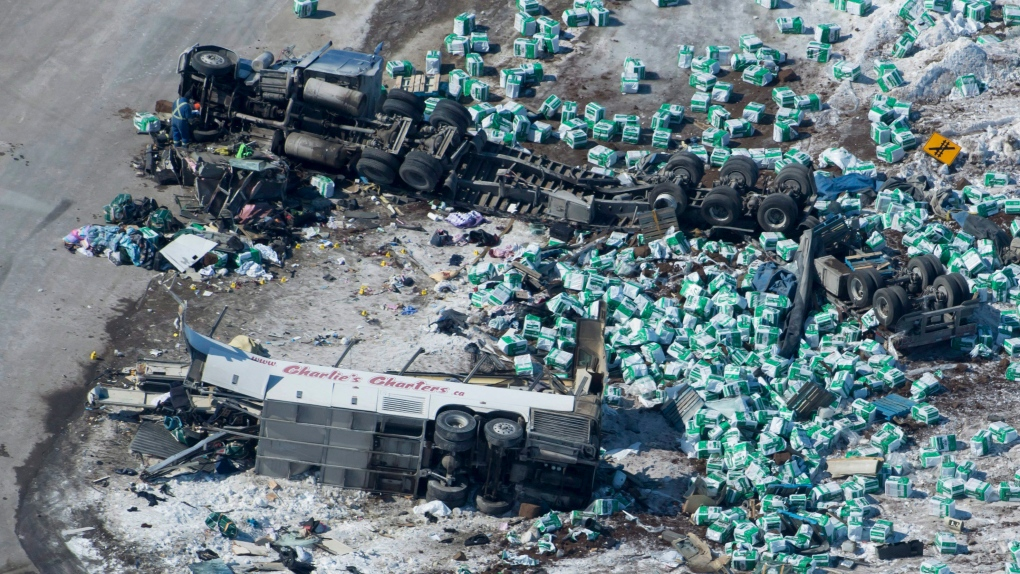 3½ years after devastating Humboldt Broncos crash, licensing for truck drivers in B.C. is changing